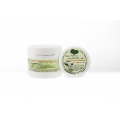 argan cream with jasmine