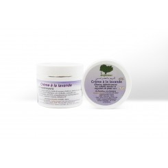 argan cream with lavender