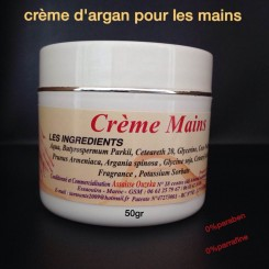 ARGAN CREAM FOR HANDS